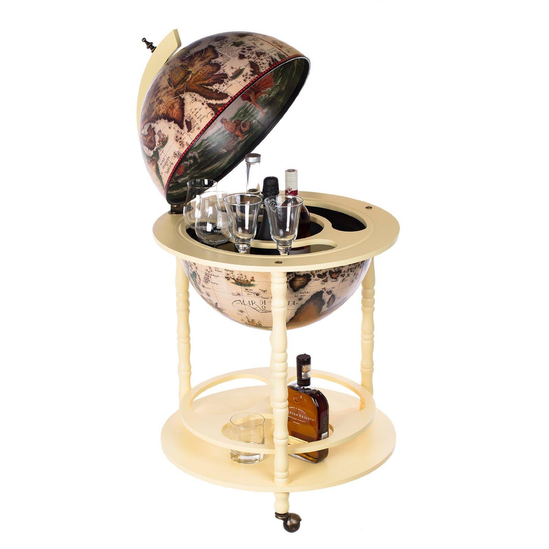 Karamel und Creme - Die Globus-Bar 45001