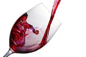 Weingläser und Sektgläser