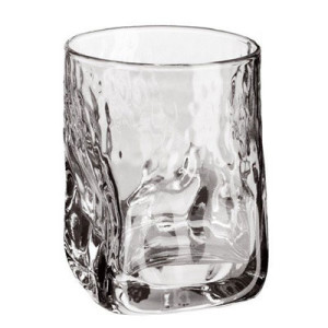 Whisky Tumbler im Rock-Look
