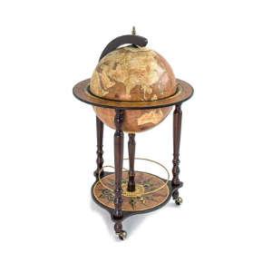 Globus-Bar Ratgeber, Globus-Bars, Da Vinci Rust