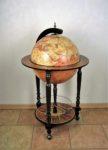 Zoffoli Globus Bar Da Vinci Rust Universal Bar Globe Totale 12