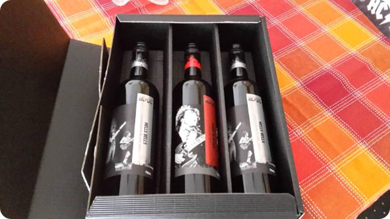 ACDC Wein kaufen Deutschland, Geschenkset