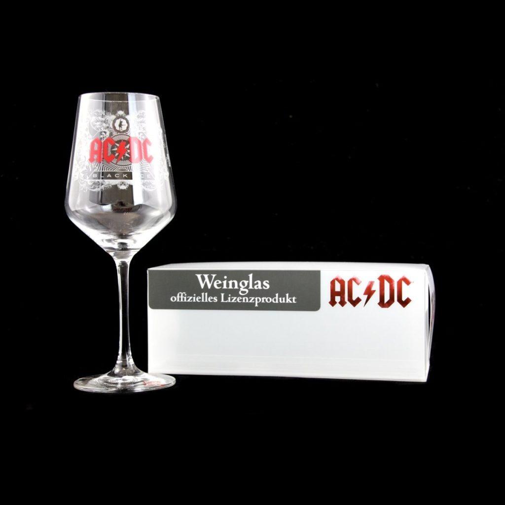 ACDC Wein kaufen Weinglas