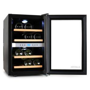 Wein lagern im Weinkühlschrank von Klarstein