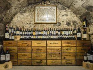 Wein lagern richtige Weinlagerung