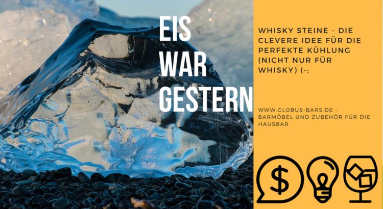 Whisky Steine Test Whisky Stones Kühlsteine Titelbild