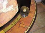Globus Bar Barglobus Da Vinci Rust Zoffoli Messing Scharnier