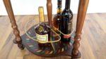 Globus Bar Minibar Enea Zoffoli untere Ablage Flaschen Minibar Barwagen 2