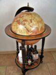 Zoffoli Globus Bar Da Vinci Rust Universal Bar Globe Totale 8