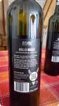 AC DC Wein kaufen, Hells Bells, Sauvignon, hinteres Etikett