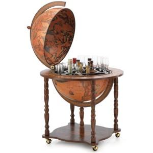 Globus Minibar antik Dedalo, Globus Bar antik